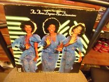 The Three Degrees New Dimensions LP 1978 Ariola Records VG+