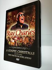 Ray Charles Celebrates Gospel Christmas with the Voices of Jubilation DVD Concer