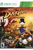 Duck Tales Remastered Xbox 360/One Kids Game Disney Ducktales