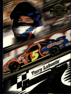 2004 Wheels American Thunder Thunder Road #TR2 Terry Labonte