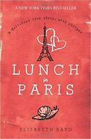 Lunch In Paris: A Delicious Love Story, With Recipes,Risultati Di Ricerca  ,Summ