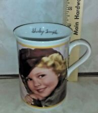Danbury Mint Shirley Temple Collector Mug Dimples 1936