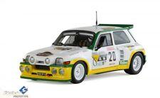 Solido Renault Maxi 5 Turbo Rallye 1986 white + Decals 1:18 - 421183870 - ...