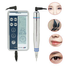 Permanent Eyebrow Makeup & Body Tattoo Rotary Pen Pretty Machine Eyeline Lip Kit