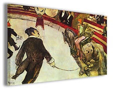 Quadro moderno Henri de Toulouse Lautrec vol II stampa su tela canvas famose
