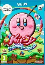 Kirby and the Rainbow Paintbrush (Wii-U) - New and Sealed