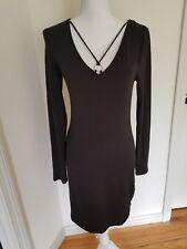 New Derek Heart Black Junior Dress Size M