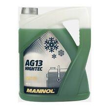 LONGLIFE 5L GREEN ANTIFREEZE SUMMER - WINTER COOLANT RTU 5 LITRE AG13 5L -40