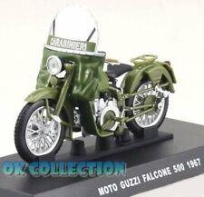 1:24 modellino Carabinieri / Military - MOTO GUZZI FALCONE 500 - 1967 _ (35)