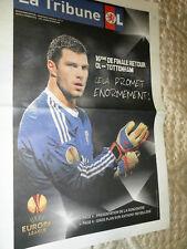2012/3 COPPA EUROPA LYON V Spurs Tottenham Hotspur Spurs