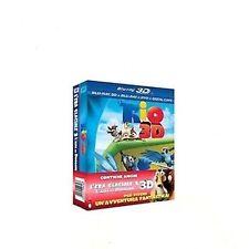 Blu Ray RIO 3D+La'ERA GLACIALE 3 3D 2 Blu-Ray 3D + 2 disco blue-ray + 2 Dvd