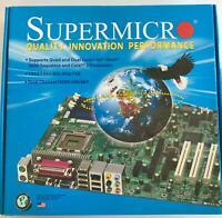 Super Micro Computer X7SBL-LN2, LGA 775/Socket T, Intel Motherboard