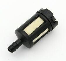 5 x Universal Benzinfilter Modellbau Kettensäge Trimmer Stihl Dollmar filter uvm