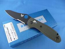 Benchmade 555Sbkod Mini Griptilian Axis Knife Od Green S30V Stainless Combo Edge