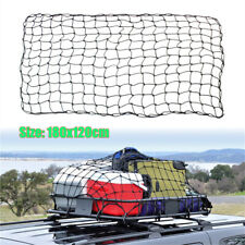 180x120CM Car Roof Luggage Net Elastic Mesh Truck Top Rack Cover Carrier Cargo
