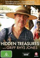 Hidden Treasures With Griff Rhys Jones (DVD, 2013)