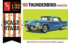 1960 Ford Thunderbird Hardtop - Highly Detailed 1:32 Scale AMT Plastic Kit