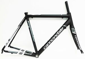 2016 Cannondale CAAD8 Super Light Alloy Road Frameset w Carbon Fork BSA 68mm BB