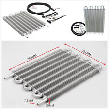 New 8Row Aluminum Car Engine Remote Transmission Oil Cooler/Auto-Manual Radiator