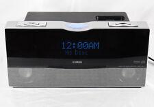 Yamaha Tsx-100 Desktop Audio System Radio with Ipod Dock & Remote