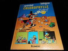 Raymond Macherot : Intégrale Spécial Chlorophylle EO Lombard 1984