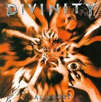 Allegory DIVINITY CD ( FREE SHIPPPING)