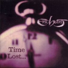 new/sealed CD: Time Lost, by Enchant - 2001, Inside Out Music - prog rock