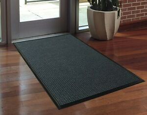 Waterhog Classic Indoor/Outdoor Commercial Floor Mat - Multiple Sizes and Colors
