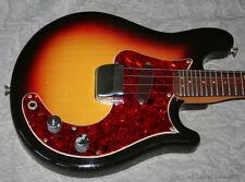 1966 Fender Mandocaster, Sunburst (#FEE0653) electric mandolin