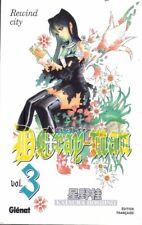 D.GRAY MAN tome 3 Hoshino manga shonen