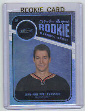 11-12 OPC Retro Rainbow Jean Philippe Levasseur Marquee Rookie Card RC #599 Mint