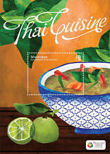 Mustique Grenadines of  St. Vincent -2013-Thai Cuisine-Food-Fruits