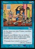 Tinker | NM | Urza's Legacy | Magic MTG