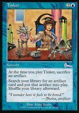 Tinker   NM   Urza's Legacy   Magic MTG