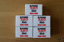 ILFORD XP2 SUPER 35mm 36exp ISO 400 (5 PACK)