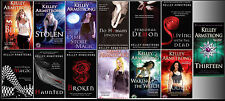 OTHERWORLD by Kelley Armstrong COMPLETE Paperback Series 1-13!