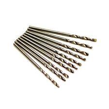HSS Twist Spiral Drill Bits 1.5mm Drills Series 10pk TE422