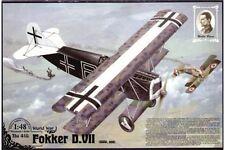 RODEN 418 1/48 Fokker D.VII (O.A.W.mid)