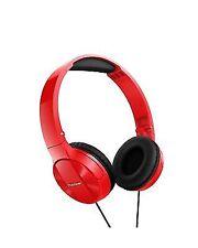 Pioneer Se-mj503 Fully Enclosed Dynamic Foldable Headphones Red -