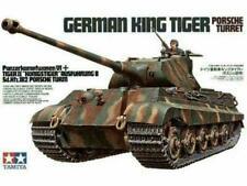 Tamiya 1/35 German King Tiger Porsche Turret