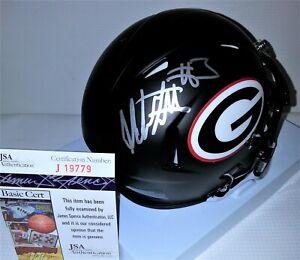 Todd Gurley Signed Autographed Georgia Bulldogs Mini Helmet JSA J19779 Lmt Ed