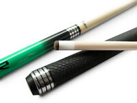 Champion Green Spider Pool Cue Stick,3/8X10 Joint,Cuetec Billiards Glove