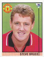 Merlin - Premier League 1995-1996 - Steve Bruce - Manchester United - # 39