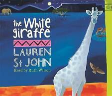 The White Giraffe by Lauren St. John CD Audiobook NEW & SEALED