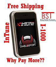 Unlocked DiabloSport I-1000 inTune Tuner Mustang Vette Charger Avalanche SSR 300