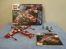 LEGO Star Wars 9497 Republic STRIKER-Class STARFIGHTER. vecchia Repubblica. in scatola.