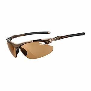 Tifosi unisex adult Tyrant 2.0 Sunglasses Mocha w/Brown Polarized Fototec 68 ...