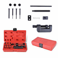KIT SEPARATING AND RIVETING TOOL FOR CHAIN TRANSMISSION DISTRIBUTION 13 PIECES