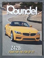 ROUNDEL BMW MAGAZINE 2012 MARCH Z428i 135i M5 M6 M3 E92 E90 E46 E30 E36 F13 E24