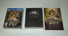 Grand Kingdom Limited Grand Edition Including Field Manual PS4 FREE SHIPPING